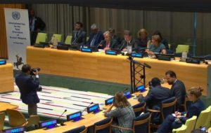 United Nations High-Level Meeting on the Total Elimination of Nuclear Weapons
