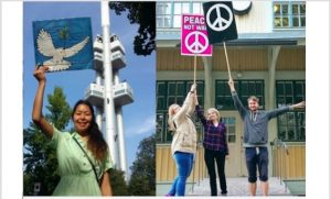 Prague: International youth conference: Reaching High for a Nuclear-Weapon-Free World