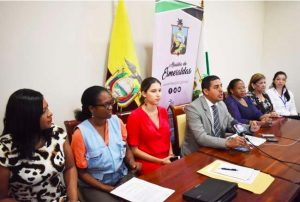 Ecuador: International Conference on Gender Violence