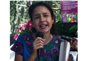 16 Days of Activism: Meet Bertha Zúñiga Cáceres, Honduras