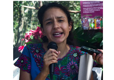 16 Days of Activism: Meet Bertha Zúñiga Cáceres, Honduras