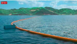 Moonshots are not a question of age: millennial Boyan Slat inventor of The Ocean Cleanup