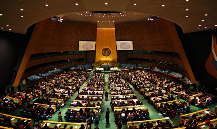 UN General Assembly adopts annual resolution on culture of peace