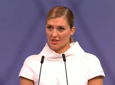 Nobel Peace Prize Lecture - 2017 - Beatrice Fihn