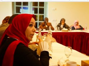 Libyan activists design a peace campaign
