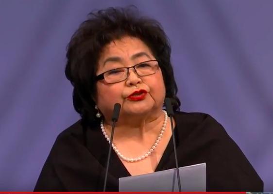 Nobel Peace Prize Lecture - 2017 - Setsuko Thurlow