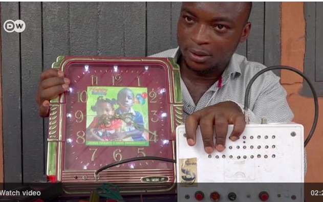 Top five solar energy inventions from Africa
