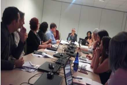 Brazil: FINOM participates in Meeting of the National Pact for the Promotion of Respect for Diversity, Culture of Peace and Human Rights