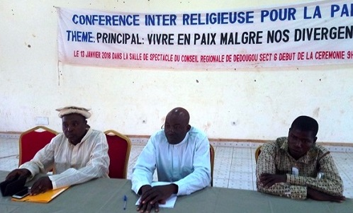 """Burkina Faso: Inter-religious dialogue for peace: """"It is the diversity of religions that gives meaning to religion"""""""