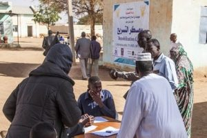 UNAMID supports demobilization of former combatants in North Darfur