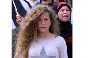 Ahed Tamimi: The Mandela of Palestine?