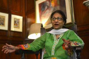 Pakistan: Asma Jahangir, Champion Of Human Rights, Critic Of Pak Army, Dies At 66