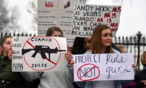 'It's Time To Take Action': Students Lead Protest to Change Gun Laws