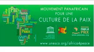 UNESCO brochure: Africa, Culture of Peace, 2017