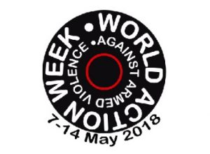 2018 Global Week of Action Against Gun Violence