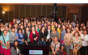 "Mexico: Tlalnepantla hosts the ""Encounter of Women for Peace"""