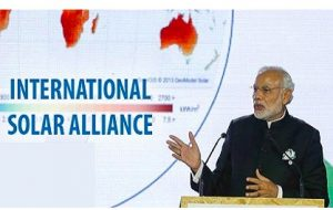 International Solar Alliance – A Symbol of Hope and Cooperation