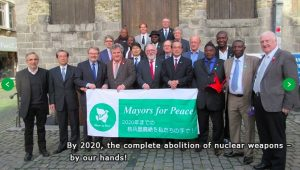 Mayors for Peace around the world