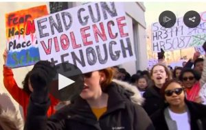 USA: Enough! A Million Students Walk Out of Schools to Demand Action on Guns in Historic Day of Action
