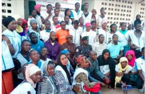 The Gambia: PAG hold peace advocacy camp