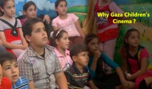 Gaza Children Cinema – Update March 2018
