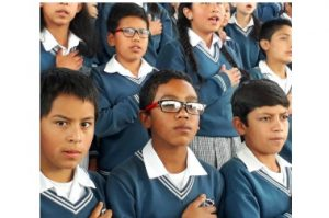 Children from Cauca, Córdoba and Bogotá will participate in Cinema Solidario of the UNICEF School of Peace