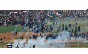 "Amnesty International: Israeli forces must end the use of excessive force in response to ""Great March of Return"" protests"