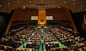 United Nations General Assembly Concludes High-Level Debate on Sustaining Peace
