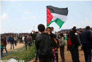 Palestine's Great March of Return: A New Defiance Campaign