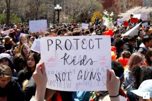 U.S. student anti-gun activists to keep momentum alive over summer