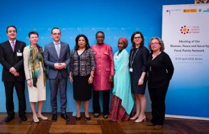 Women, Peace and Security Focal Points Network meets in Berlin to promote women's role in peace processes