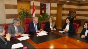 The culture of non-violence will take place in the heart of Lebanese school curricula