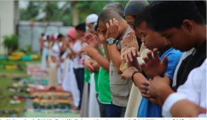 Philippine troops, Muslim rebels mark Eid Al-Adha