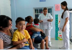 Honduras: New health clinic in gang-ridden suburb of San Pedro Sula rebuilds community