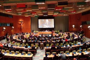 Synopsis of the UN High Level Forum on the Culture of Peace