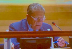 Federico Mayor: The Culture of Peace: a credible pathway to sustaining peace