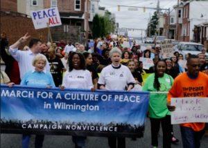 USA: Campaign Nonviolence