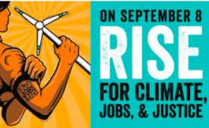 Peoples Climate Movement Launches Rise for Climate, Jobs, and Justice September 8th