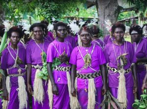 Women Human Rights Defenders Gather in Bougainville