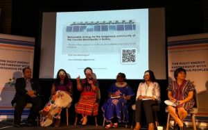 Indigenous Peoples Link Their Development to Clean Energies