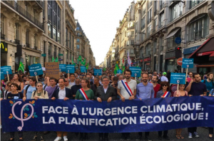 France: Marches for the climate, we repeat !
