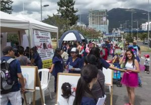 7th Fair of Nonviolent Initiatives in Quito, Ecuador