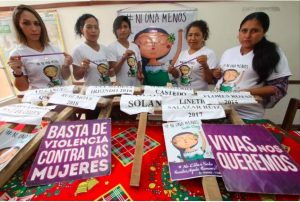 Bolivia: #NiUnaMenos demands prevention to stop violence against women