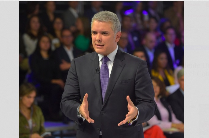 Colombia: First appearance of President Duque before the National Peace Council