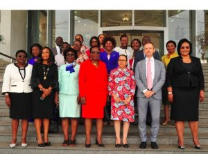 Gabon: Panafrican Women's Network presents its action to the Senate