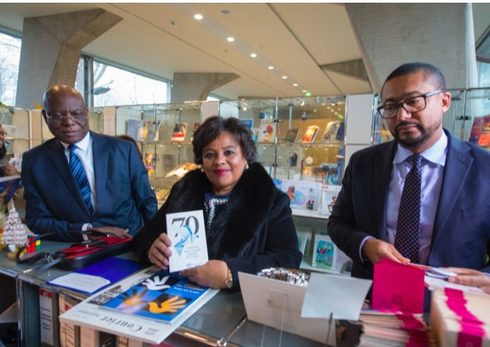 UNESCO and Angola to establish Biennale of Luanda, a Pan-African Forum for the Culture of Peace