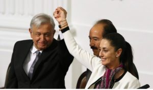 Claudia Sheinbaum, the first woman elected by popular vote to govern Mexico City