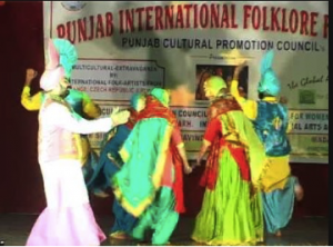 India: Cultures from around world converge at folk dance fest