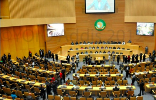 The 815th meeting of the African Union Peace and Security Council: Report of the Commission on Elections in Africa