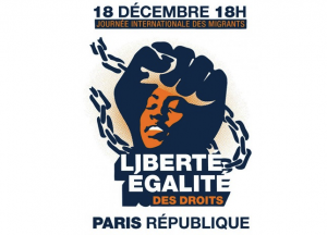 France: Call for Demonstration on December 18, International Migrants' Day